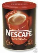 Nescafe Original Coffee Granules 750g